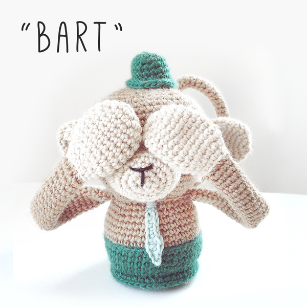 POLARIPOP Monkeymadness - Bart