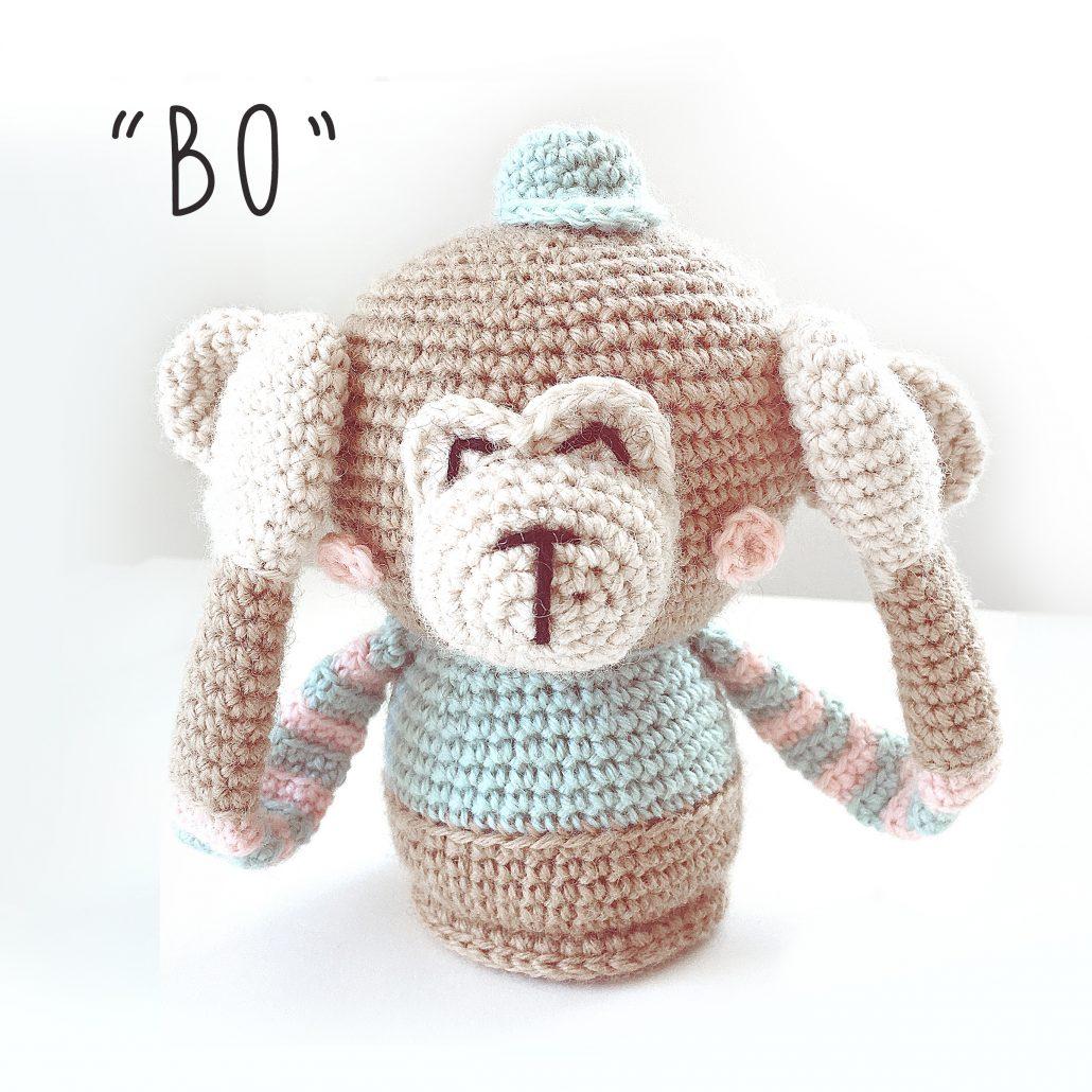 POLARIPOP Monkeymadness - Bo