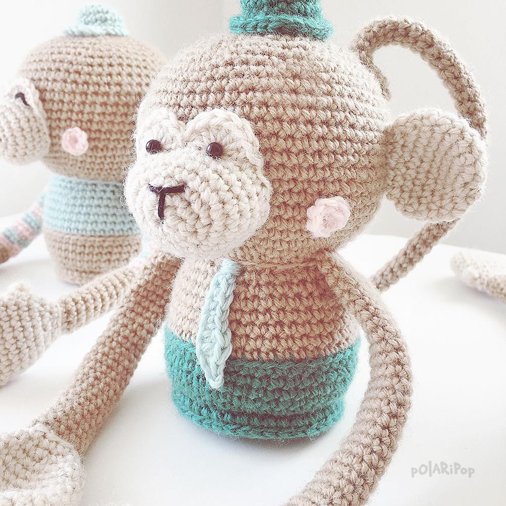 POLARIPOP Monkeymadness - Familie Blob