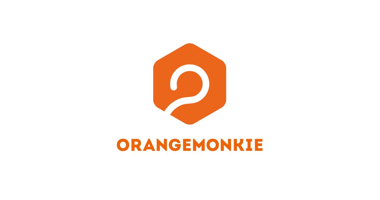 POLARIPOP orangemonkie logo