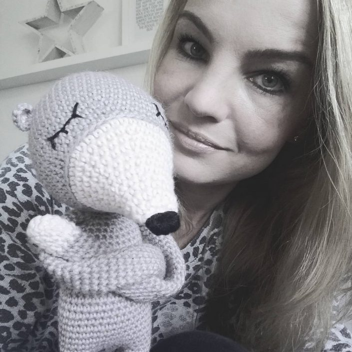 NONO Isabell Indy - crocheted by tintin.design - Amigurumi pattern by Polaripop
