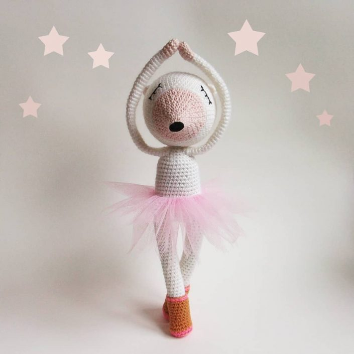 The NONOs - Isabell Indy - crocheted by tintin.design - Amigurumi pattern by Polaripop