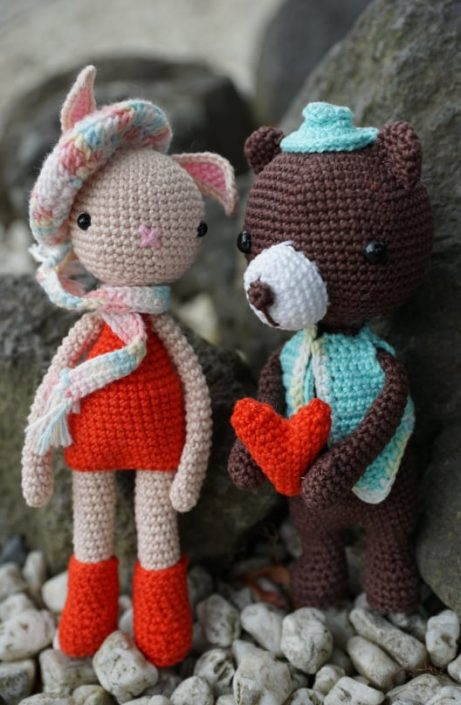 Bunny & Clyde by Chutima Plange