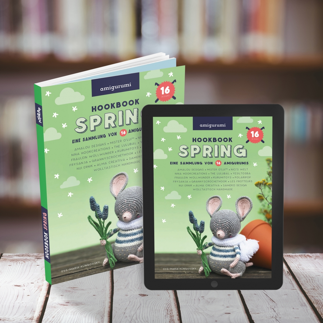Hookbook SPRING: Book and Ebook