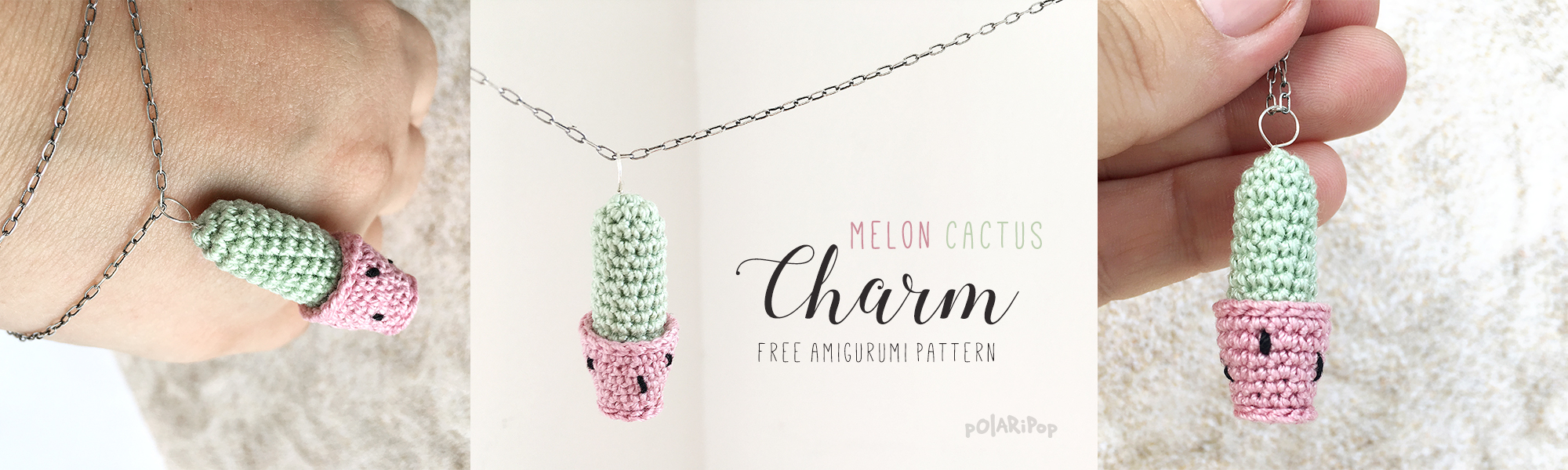 13 Spunky Crochet Cactus Patterns | 600x2000