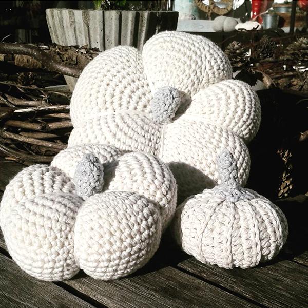 Pumkin - crocheted by maschenwahnsinn after a pattern by Polaripop