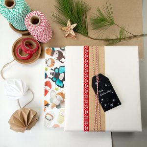 Lalylala Book, giftwrapped