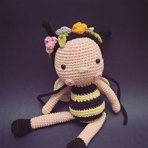 Emily Doll - CROCHET Vintage Doll PATTERN / Amigurumi PDF Tutorial ... | 500x500
